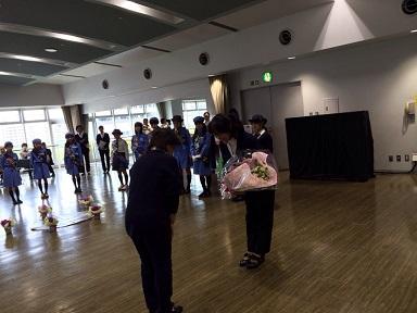 入団式 団委員長交代式.JPG